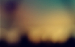 Blurred Vision Mac wallpaper