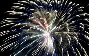 Fireworks Hdr Mac wallpaper