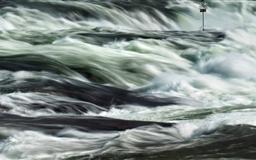 Rhine Falls Waterfall Mac wallpaper