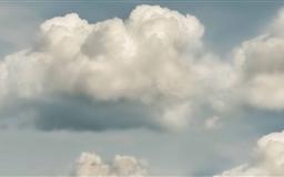 Sad Clouds Mac wallpaper