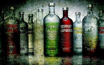 Vodka Absolut Mac wallpaper