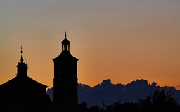 Valdemoro Church Mac wallpaper