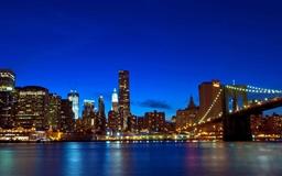 The Manhattan Mac wallpaper