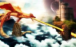 The Fantasy Mac wallpaper