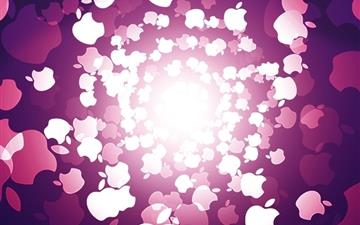 Apple Core Mac wallpaper