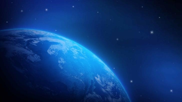 The Blue Planet Mac Wallpaper