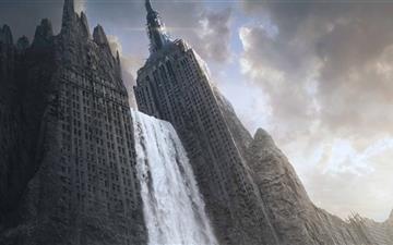 Oblivion Earth Mac wallpaper