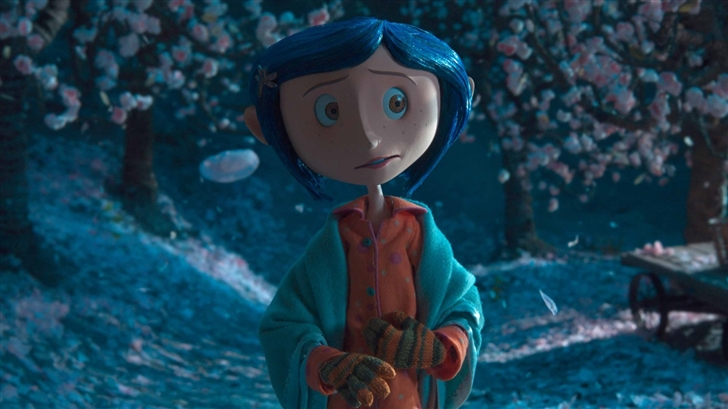 Coraline Scenes Mac Wallpaper