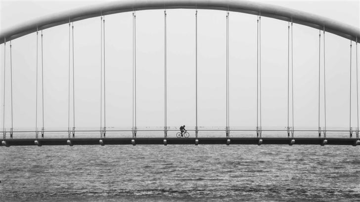 Humber Bay Arch Bridge Mac Wallpaper