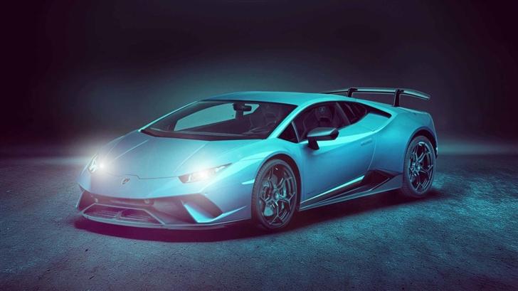 Lamborghini car Mac Wallpaper