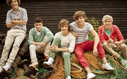 One Direction Band Mac wallpaper