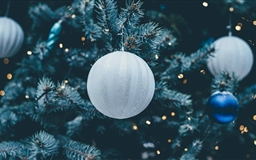 Christmas Tree Close Up Mac wallpaper