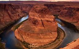 Horseshoe Bend Mac wallpaper