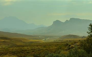 The landscape Mac wallpaper