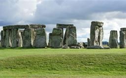 The Stonehenge Mac wallpaper