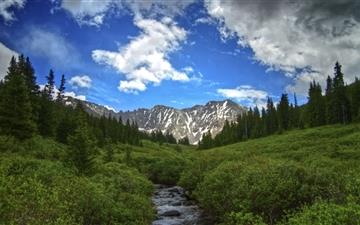 Summer In The High Country Mac wallpaper