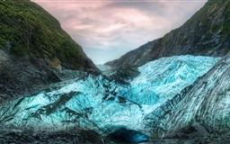 Franz Josef Glacier Mac wallpaper