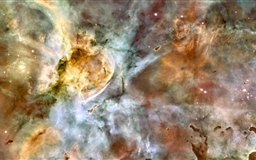 Carina Nebula Mac wallpaper