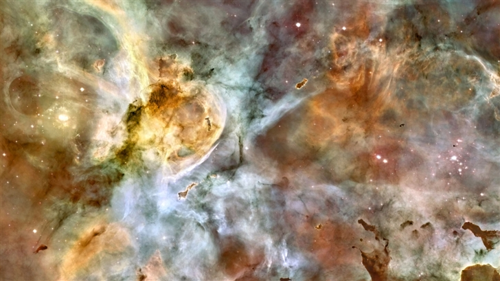 Carina Nebula Mac Wallpaper