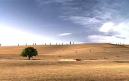 Citroen Desert Rally Mac wallpaper