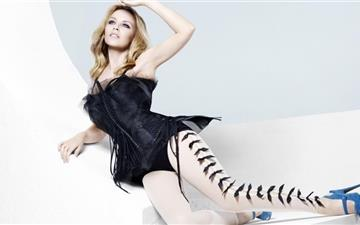 Kylie Minogue Hot Mac wallpaper