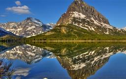 Reflection Lake Mac wallpaper