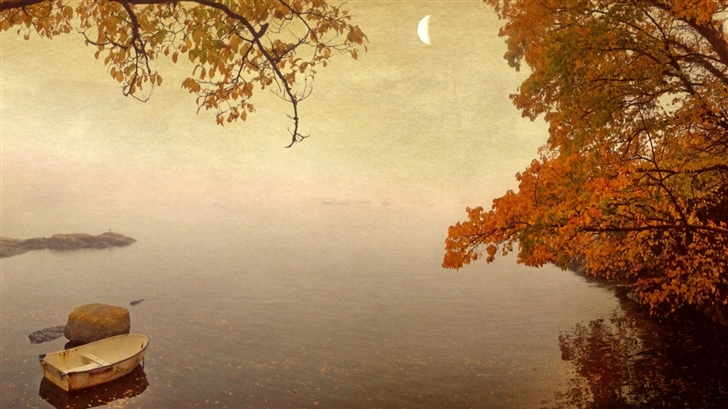 Early One October Morning Mac Wallpaper