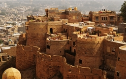 Jaisalmer Fort Mac wallpaper