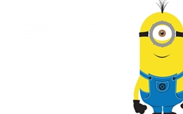 The Minion Mac wallpaper