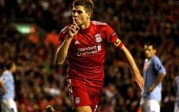 Steven Gerrard Liverpool Mac wallpaper