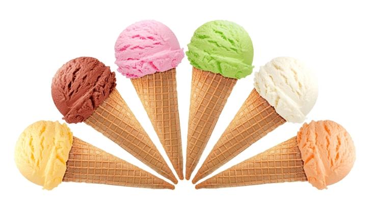 Ice Cream All Flavors Mac Wallpaper