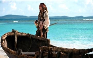 Jack Sparrow Pirates Mac wallpaper