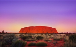 Uluru Rock Mac wallpaper