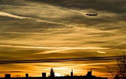 Dawn Flying Mac wallpaper