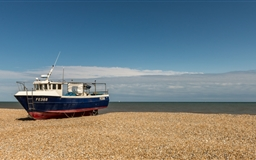 Dungerness Beach Mac wallpaper
