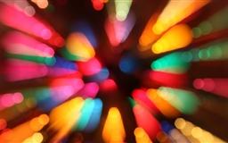 Colorful Christmas Mac wallpaper