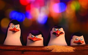 Penguins Of Madagascar Movie Mac wallpaper