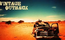 Vintage Outback Mac wallpaper