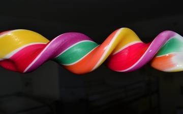 Twist Lollipop Mac wallpaper