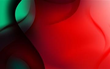 Abstract Digital Art Mac wallpaper