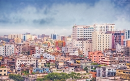Dhaka City Mac wallpaper
