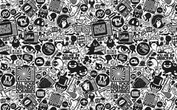 Villain Characters Cartoon Mac wallpaper