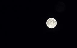 The Moon Mac wallpaper