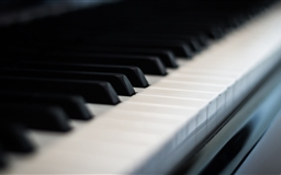 Piano Keys Mac wallpaper
