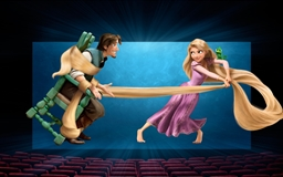 Tangled Movie Mac wallpaper