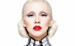 Christina Aguilera Bionic Mac wallpaper