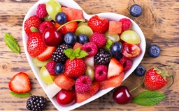 Fruits Salad Mac wallpaper