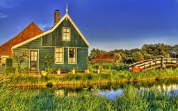 Holland Farmhouse Mac wallpaper