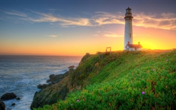Pigeon Point Lighthouse Mac wallpaper