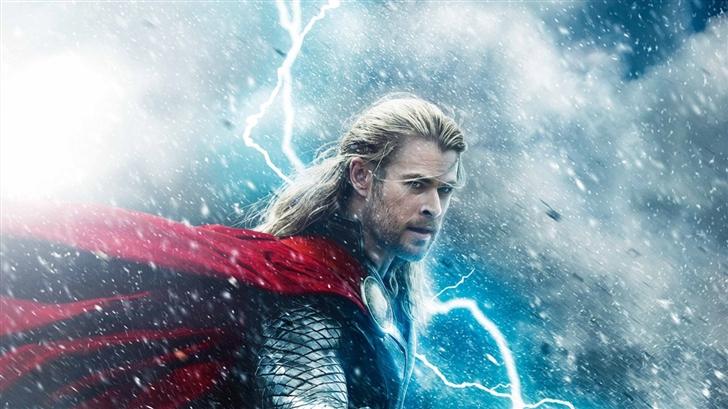 Thor The Dark World Mac Wallpaper